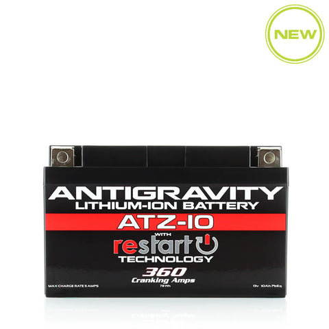 Antigravity ATZ10 Re-Start Battery