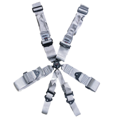 Crow Kam Lock Pro Series 6 Point Clip In Harness