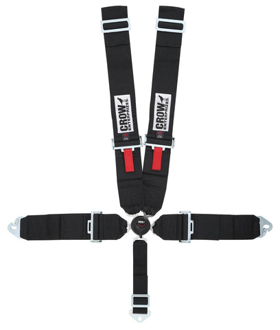 Crow Kam Lock Standard 5 Point Bolt In Harness