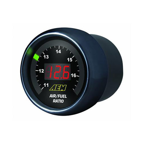 AEM Digital Wideband UEGO Air/Fuel Ratio Gauge