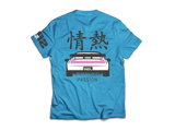 Passion T-Shirt in Blue