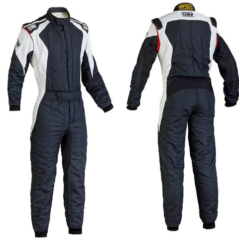 OMP Racing First Evo Racing Suit - Racing Suit from OMP Racing Gear