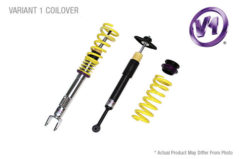 KW Coilover Kit V1 2015 Ford Mustang Coupe