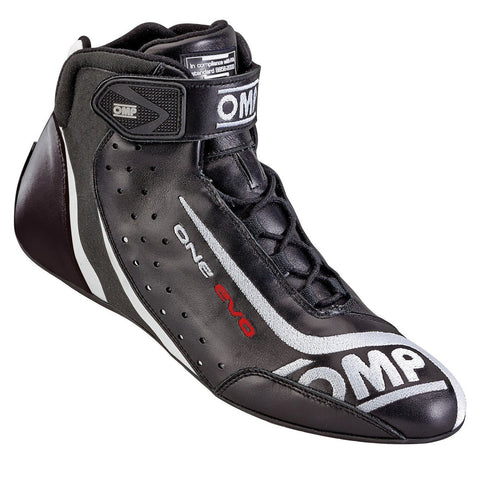 OMP Racing One Evo Driving Shoes