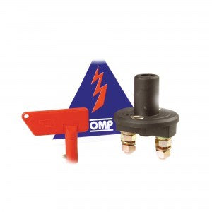 OMP Racing Battery Disconnect Kill Switch