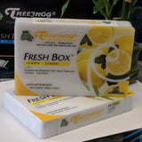 treefrog air freshener lemon