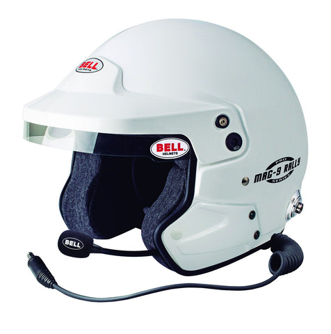 Bell Mag-9 Rally Open Face Helmet (SA2015)