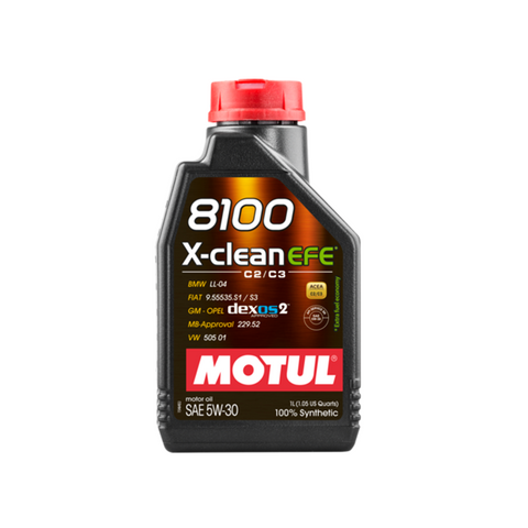 Motul 8100 X-Clean EFE Engine Oil