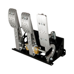 OBP Pro-Race V2 Floor Mount Pedal Box without Master Cylinder
