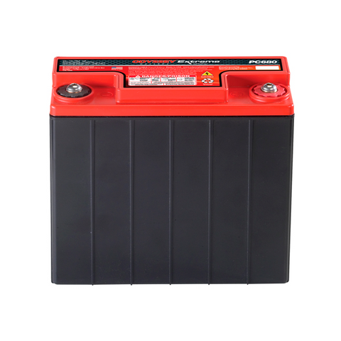 ODYSSEY Extreme Series Battery Model PC680