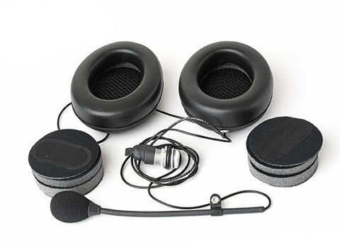 Stilo FN Helmet Radio Kit