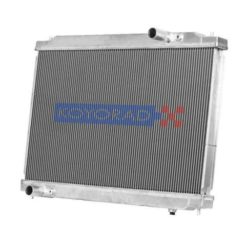 Koyo Honda 92-00 Civic/93-97 Del Sol 1.6L w/ 32mm Inlet/Outlet Pipes MT Radiator