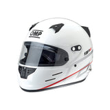 OMP Racing GP 8 Evo Helmet