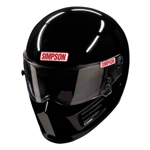 Simpson Super Bandit Racing Helmet