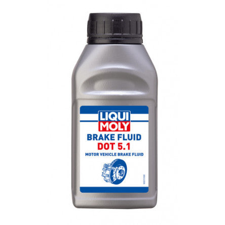 Liqui Moly 250mL Brake Fluid DOT 5.1