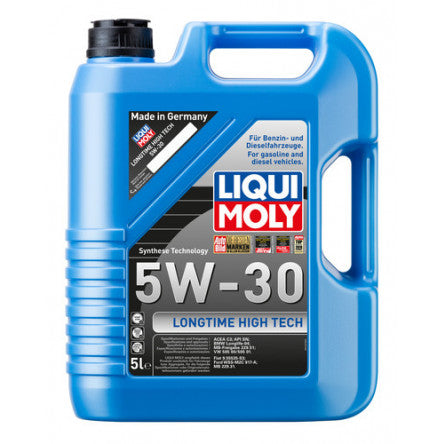 Liqui Moly 5L Longtime High Tech Motor Oil 5W-30