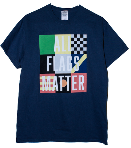 All Flags Matter T-Shirt