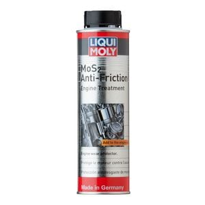 Liqui Moly 300mL MoS2 Anti-Friction Engine Treatment