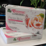 treefrog air freshener white peach