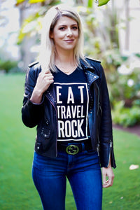 Eat Travel Rock Tee