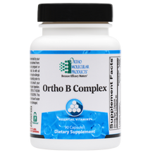 Load image into Gallery viewer, Ortho B Complex 90 Capsules Ortho Molecular Products