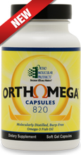 Load image into Gallery viewer, Orthomega 820 120 Capsules Ortho Molecular Products