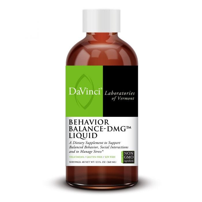 Behavior Balance-DMG™ Liquid 48 Serv.