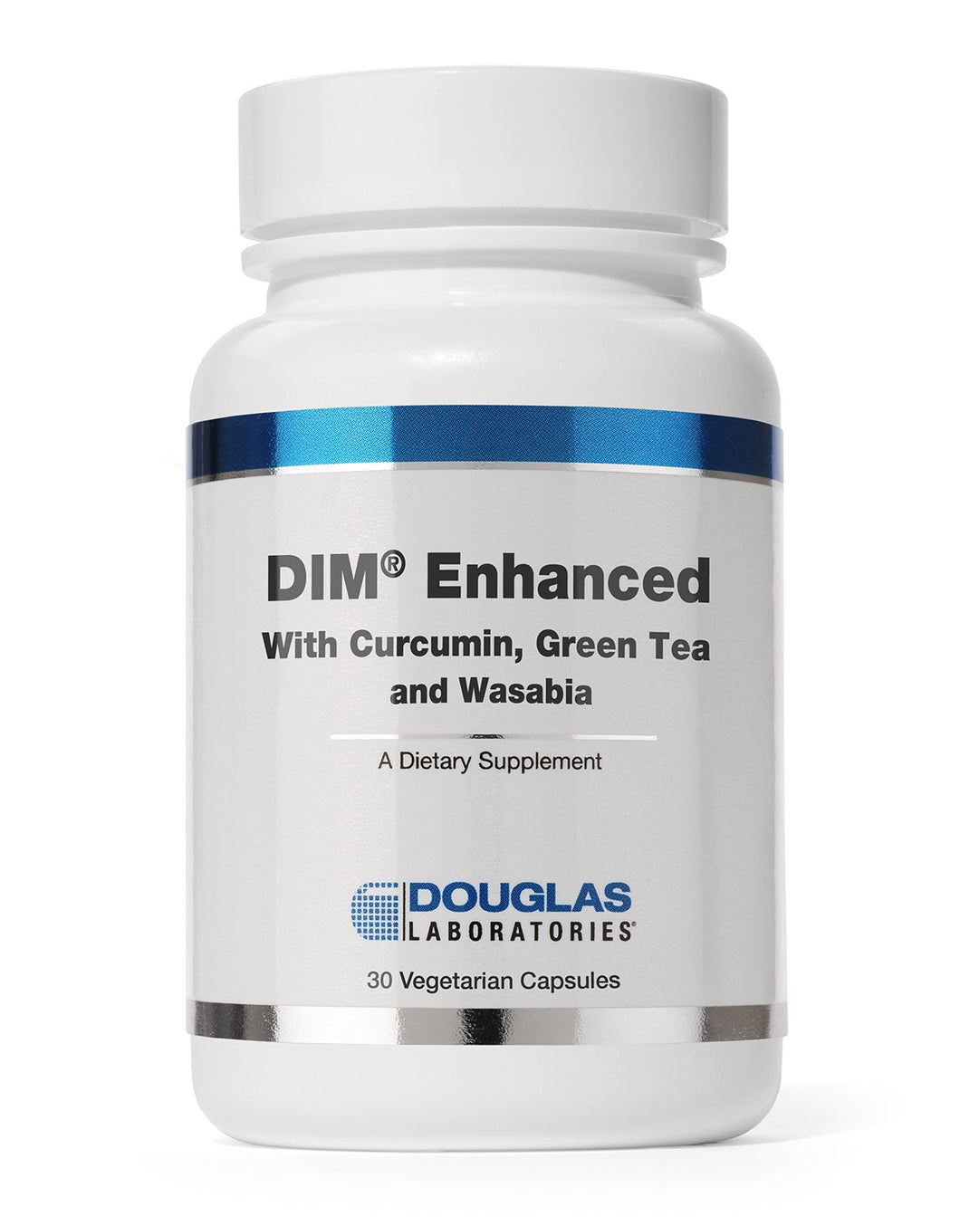 DIM ENHANCED 30 Vegetarian Capsules Douglas Laboratories