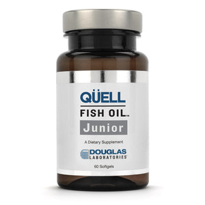 QELL Fish Oil  Junior 60 SoftGel Douglas Laboratories