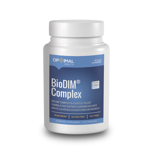 BioDIM I3C Complex - Natural Hormone Balance & Cellular Health Support Supplement