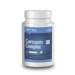 Curcumin C3 Complex with Bioperine for Optimal Absorption