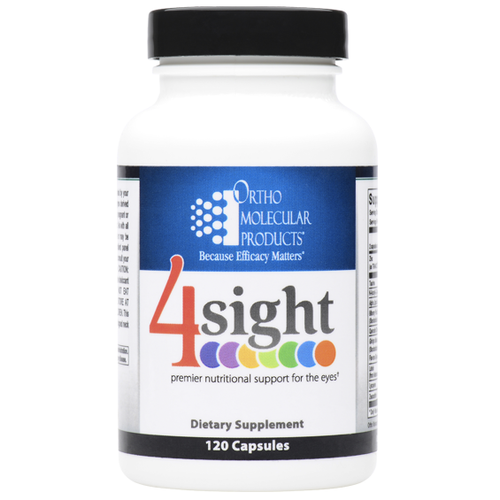 4Sight 120 Capsules Ortho Molecular Products