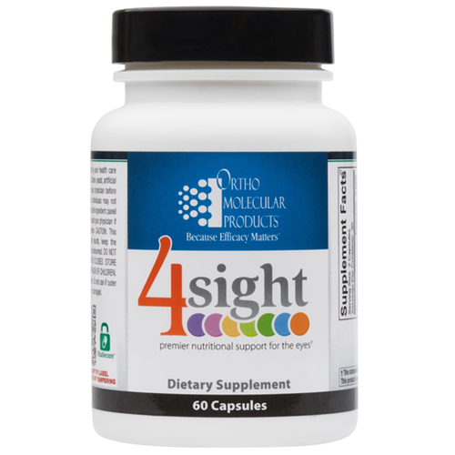 4Sight 60 Capsules Ortho Molecular Products