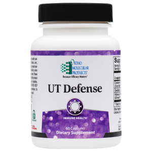 UT Defense 60 Capsules Ortho Molecular Products