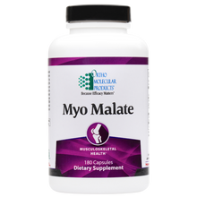 Load image into Gallery viewer, Myo Malate 180 Capsules Ortho Molecular Products