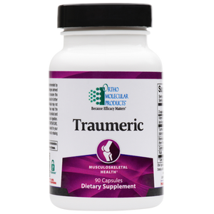 Traumeric 90 Capsules Ortho Molecular Products