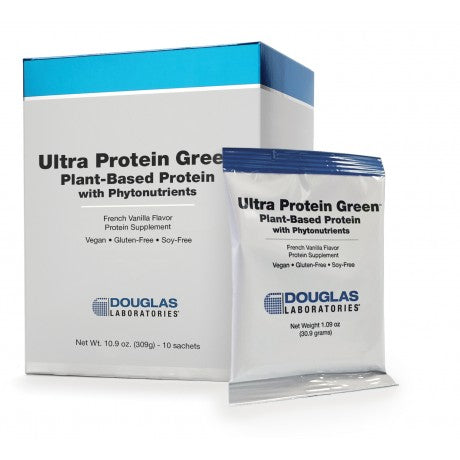 Ultra Protein Green (Sachets) Powder Douglas Laboratories