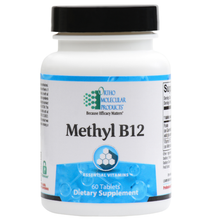 Load image into Gallery viewer, Methyl B12 60 Tablets Ortho Molecular Products