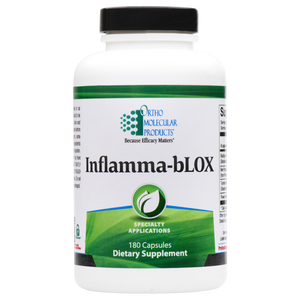 Inflamma-bLOX 180 Capsules Ortho Molecular Products