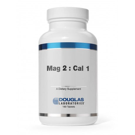 Mag 2: Cal 1 Tablet Douglas Laboratories