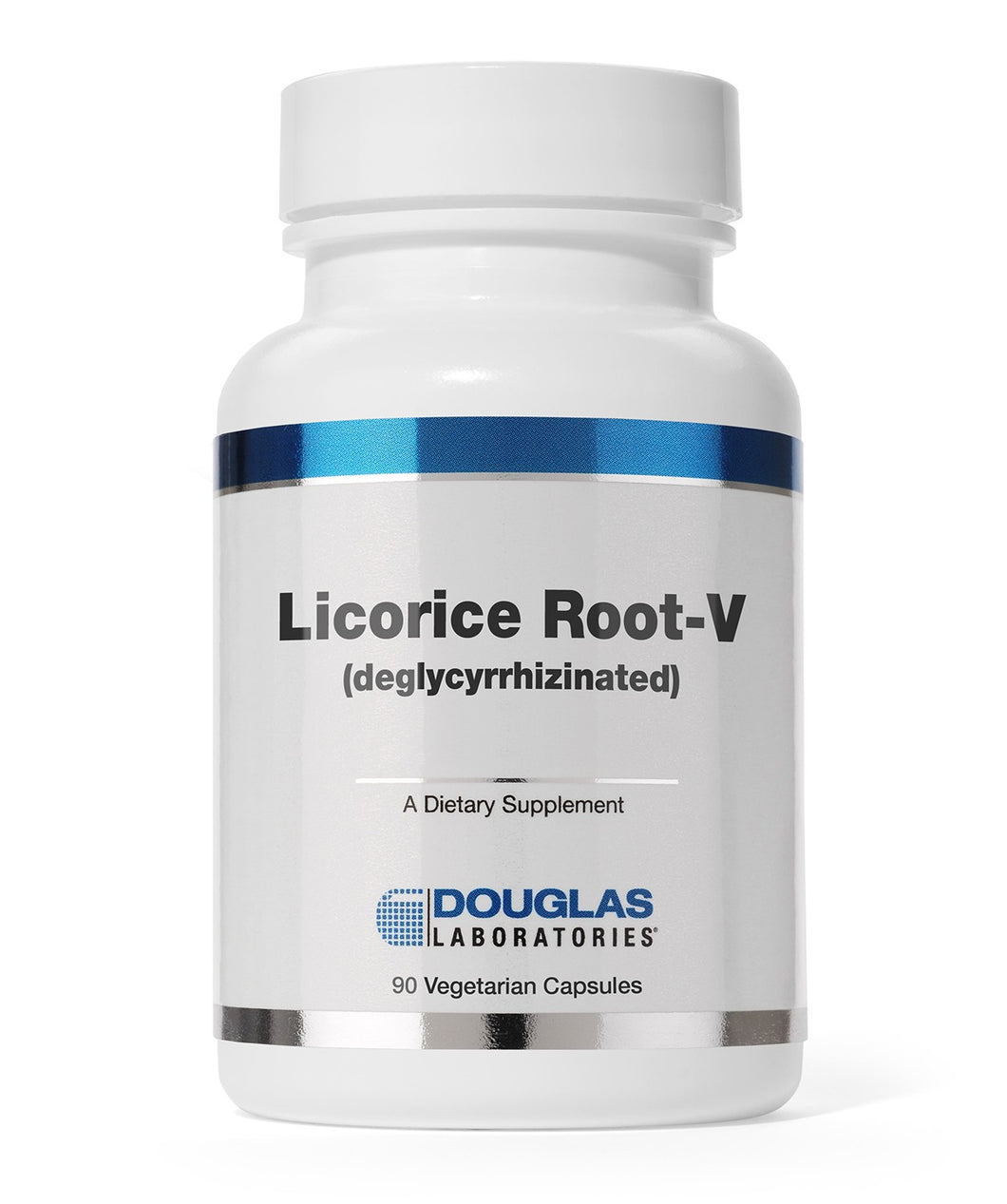LICORICE ROOT MAX-V 30 Vegetarian Capsules Douglas Laboratories