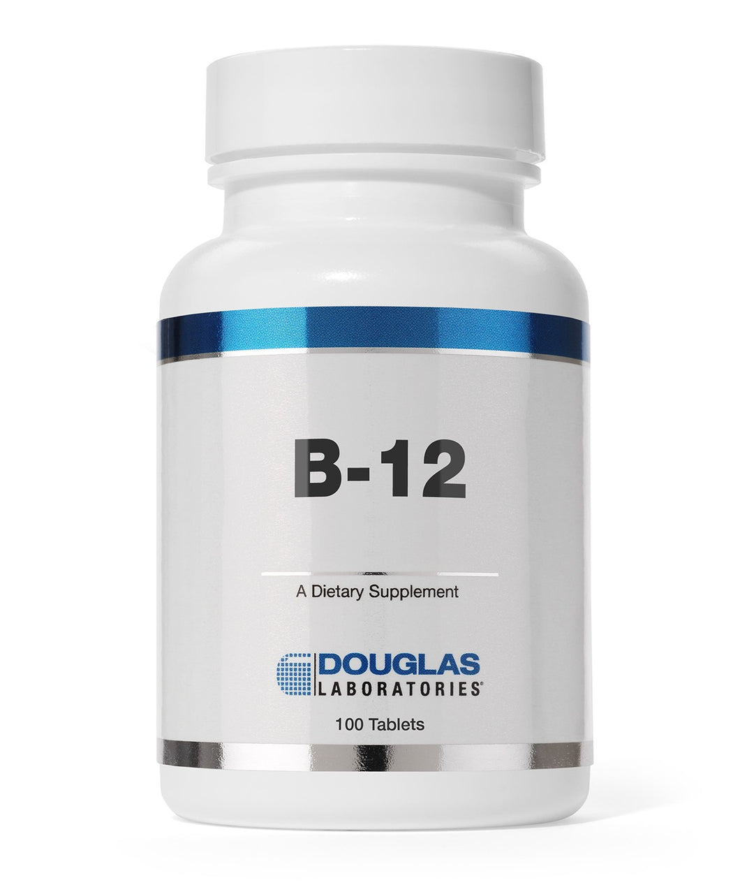 B-12 500 MCG 100 Tablets Douglas Laboratories
