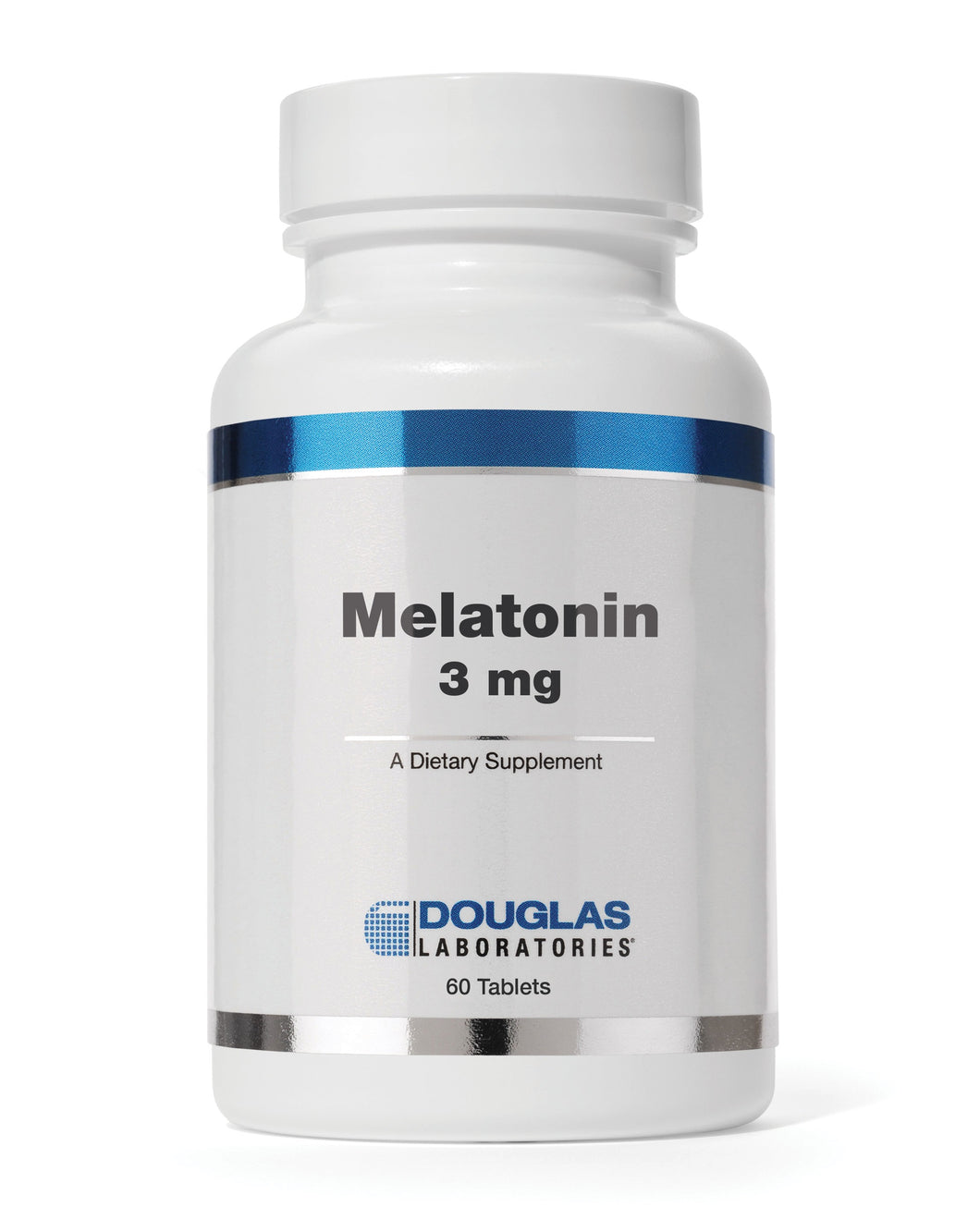 MELATONIN SUBLINGUAL 3 MG Tablet Douglas Laboratories