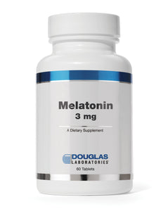 Melatonin 3 mg Capsule Douglas Laboratories