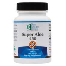Load image into Gallery viewer, Super Aloe 450 100 Capsules Ortho Molecular Products