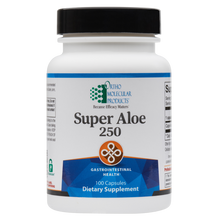 Load image into Gallery viewer, Super Aloe 250 100 Capsules Ortho Molecular Products