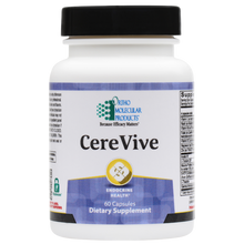 Load image into Gallery viewer, CereVive 60 Capsules Ortho Molecular Products