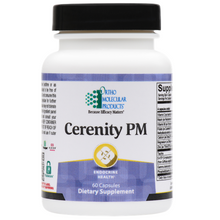 Load image into Gallery viewer, Cerenity PM 120 Capsules Ortho Molecular Products