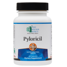 Load image into Gallery viewer, Pyloricil 60 Capsules Ortho Molecular Products