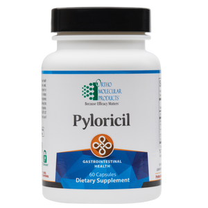 Pyloricil 60 Capsules Ortho Molecular Products
